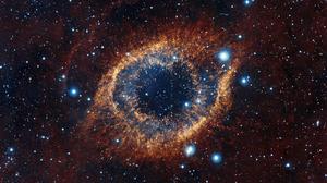 Helix Nebula Nebula Space Stars 4000x3098 wallpaper
