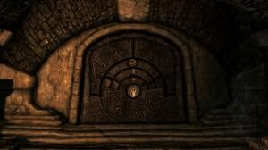 The Elder Scrolls V Skyrim Dungeon 2560x1440 wallpaper