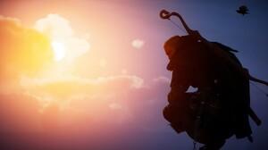 Assassins Creed Valhalla Valhalla Eivor Video Games Screen Shot Ubisoft 3840x2160 wallpaper
