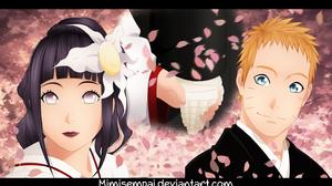 Hinata Hyuga Naruto Uzumaki Wedding 2952x1700 wallpaper
