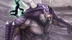 One Punch Man Tatsumaki One Punch Man Terror Lizard Clan 1600x1276 wallpaper