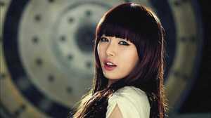 4minute Dancer Kim Hyun A Korean Rapper Singer South Korean 1920x1080 Wallpaper