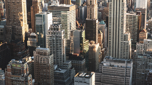 Cityscape New York 5616x3744 Wallpaper