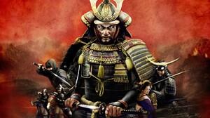 Samurai Warrior 2560x1600 Wallpaper
