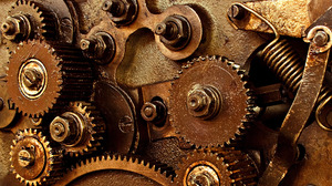 Gears Machine 1920x1080 wallpaper