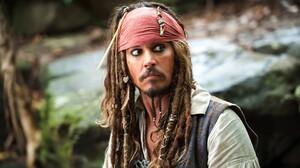 Pirates Of The Caribbean Johnny Depp Dreadlocks 2560x1440 Wallpaper