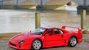 Ferrari Ferrari F40 Red Car Sport Car 2000x1333 Wallpaper