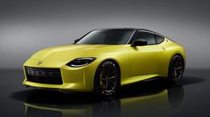 Nissan 400Z Nissan Car Vehicle Yellow Cars Sports Car 3840x2160 wallpaper