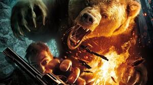 Video Games Gun Men Bears Claws 1680x1050 Wallpaper