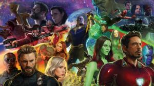 Avengers Benedict Cumberbatch Black Panther Marvel Comics Black Widow Doctor Strange Drax The Destro 1920x1080 Wallpaper