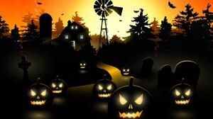 Holiday Halloween 2880x1800 Wallpaper