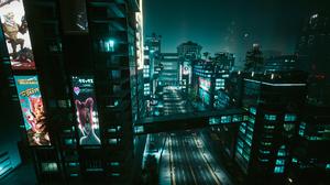 Cyberpunk Cyberpunk 2077 CD Projekt RED Vaporwave Synthwave 1920x1080 wallpaper
