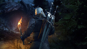 Geralt Of Rivia The Witcher 3 Wild Hunt 1920x1080 wallpaper