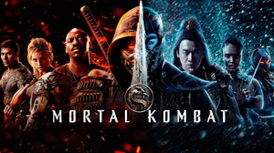 Mortal Kombat Mortal Kombat 10 Mortal Kombat 11 Mortal Kombat Vs DC Universe Movie Poster Movie Char 3840x2090 Wallpaper
