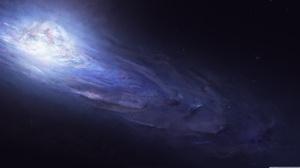 Sci Fi Galaxy 3840x2160 Wallpaper