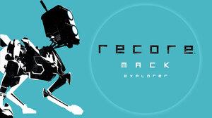 ReCore Mack ReCore 2560x1440 Wallpaper