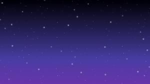 Stardew Valley Stars Simple Simple Background Space Minimalism Purple Background 2560x1387 Wallpaper