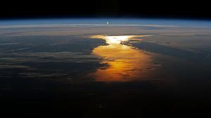 Earth Space Sun 4928x2768 Wallpaper