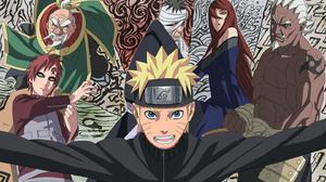 A Naruto Danz Shimura Gaara Naruto Mei Terumi Naruto Naruto Uzumaki Noki Naruto 1440x900 Wallpaper