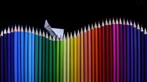 Colors Pencil 2500x1667 wallpaper