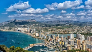 Alicante Spain 3000x2000 Wallpaper