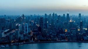 Man Made Shanghai 5654x3496 Wallpaper