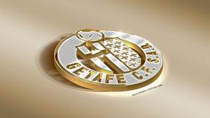Emblem Getafe Cf Logo Soccer 2560x1600 Wallpaper