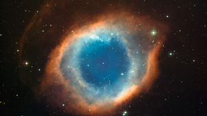 Helix Nebula Space Stars 2560x1600 Wallpaper