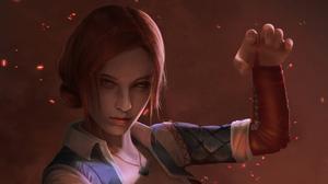 The Witcher 3 Wild Hunt Triss Merigold 3840x2160 wallpaper