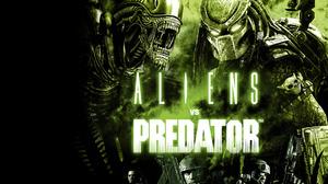 Alien Alien Vs Predator Predator Video Game 1920x1200 Wallpaper