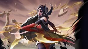 Irelia League Of Legends 2000x1080 Wallpaper
