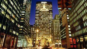 Architecture City Manhattan New York 1600x1200 Wallpaper