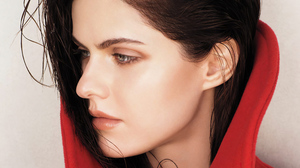Girl Actress Face Black Hair American 3840x2160 wallpaper