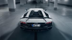Lamborghini Aventador Lamborghini Car Silver Car Sport Car 4096x2304 Wallpaper
