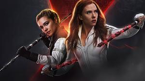 Black Widow Marvel Comics Scarlett Johansson 3840x2688 Wallpaper