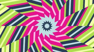 Artistic Colorful Digital Art Geometry Kaleidoscope Lines Shapes 1920x1200 Wallpaper