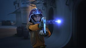 Ezra Bridger Star Wars Rebels 1920x1080 wallpaper
