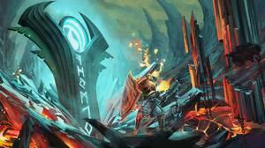 Video Game Chronicle RuneScape Legends 1920x1080 Wallpaper