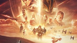 The Mandalorian Star Wars TV Series 1920x1664 wallpaper