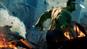Avengers Hulk 2560x1600 Wallpaper