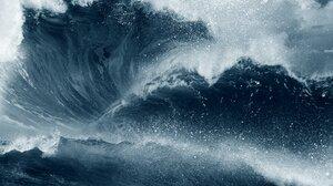 Wave 5000x3181 Wallpaper