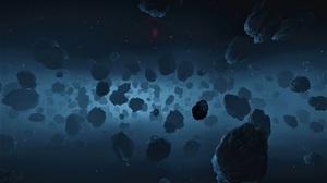 Elite Dangerous Universe Asteroid 1920x1080 Wallpaper