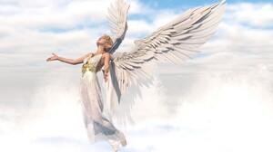 Fantasy Angel 2000x1125 Wallpaper
