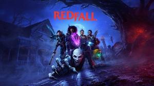 Video Games Bethesda Softworks Arkanestudios Vampires Redfall Crow Night 1920x1080 Wallpaper