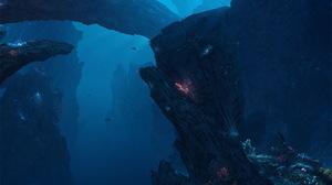 Fantasy Ocean 1920x1200 Wallpaper