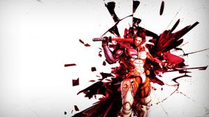 Metal Gear Rising Samuel Rodrigues 3700x2081 wallpaper