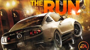 Car Need For Speed The Run Video Games Shelby GT500 Super Snake 1920x1080 Wallpaper