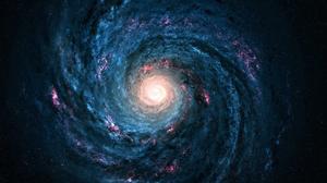 Galaxy 2560x1440 Wallpaper