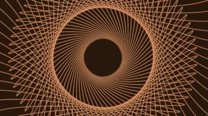 Digital Art Lines Spiral 8500x4500 Wallpaper