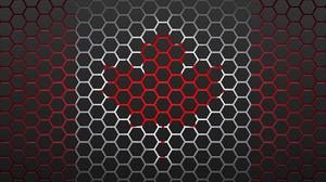 Canada Red White 1280x800 Wallpaper